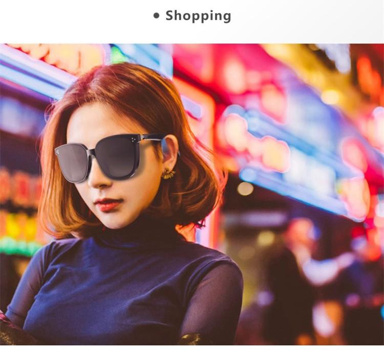 China smart sunglass supplier