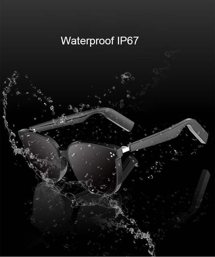 China smart bluetooth sunglasses supplier