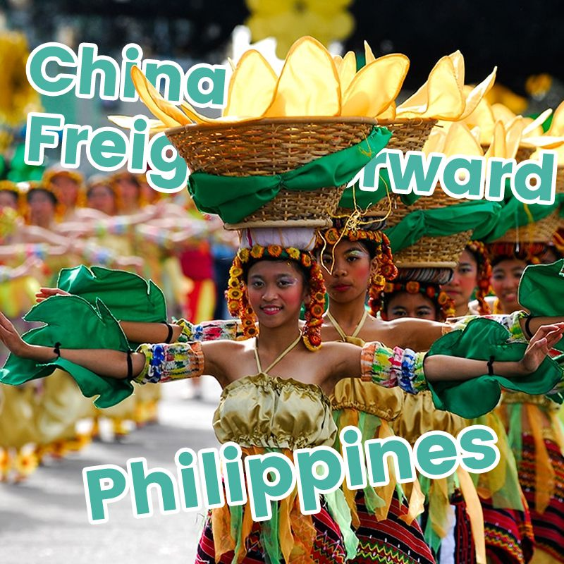 DDP Sea Freight China to Philippines Manila