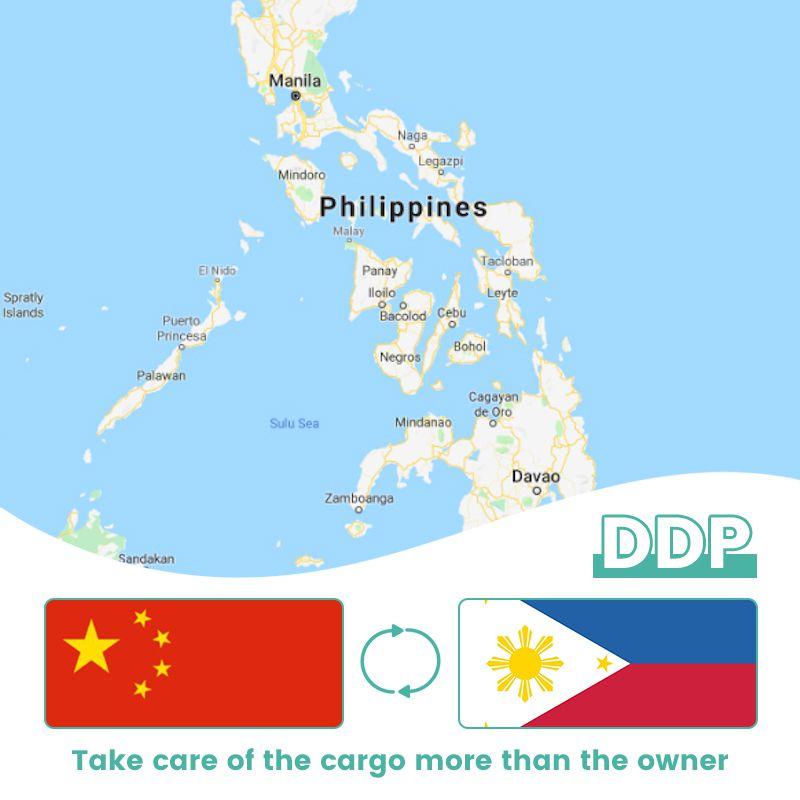 Ocean cargo Shenzhen to Manila Philippines door to door sea shipping agent in China - COPY - q61h36