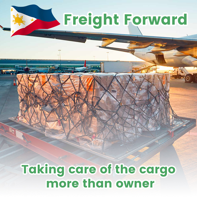 shipping agent China to Manila Philippines air freight forwarder