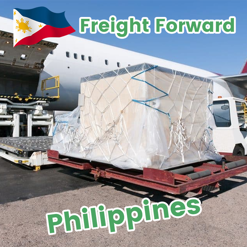 Shipping agent to Philippines air freight cheap rate logistics company door to door delivery service