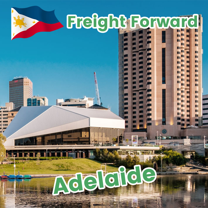 China Shipping Agent mula sa Pilipinas sa Australia Air Freight Transport Service Door to Door Delivery