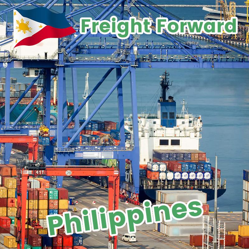 Ocean cargo Philippines to Melbourne Australia door to door service shipping agent in China