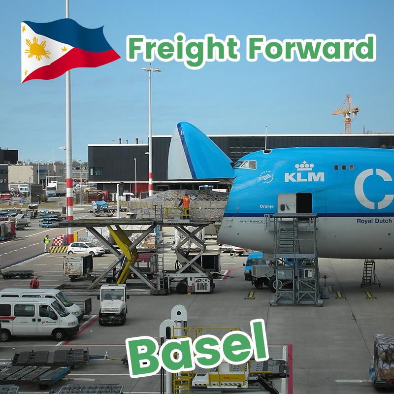 中国货运代理商菲律宾航空运往英国菲律宾到法国德国