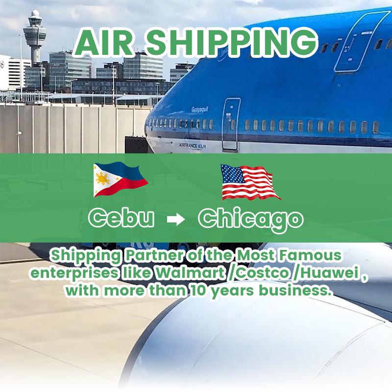 从菲律宾到美国物流代理货运代理商的空运