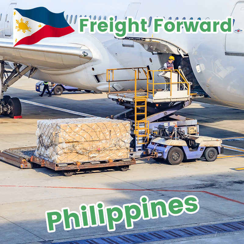 Door To Door Shipment Logistics Service Company China Shipping to Philippin Philippines Air Cargo
