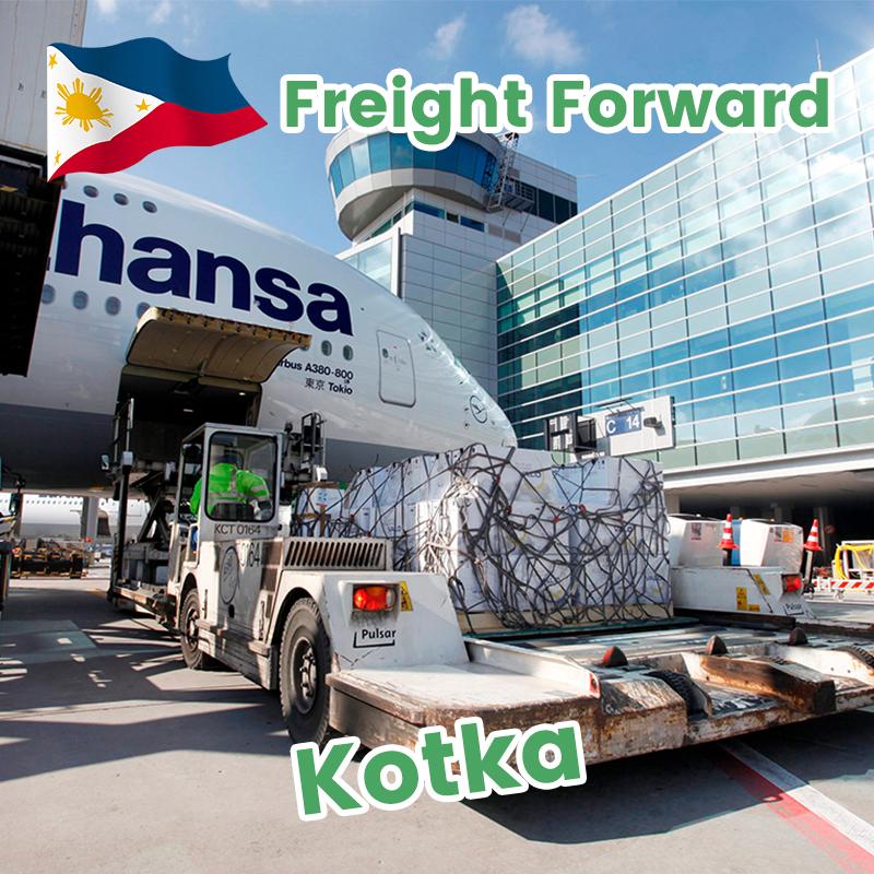 Pagpapadala mula sa Pilipinas sa pagpapadala ng Europa sa UK Sea Freight forwarding Rates Customs Clearance Service