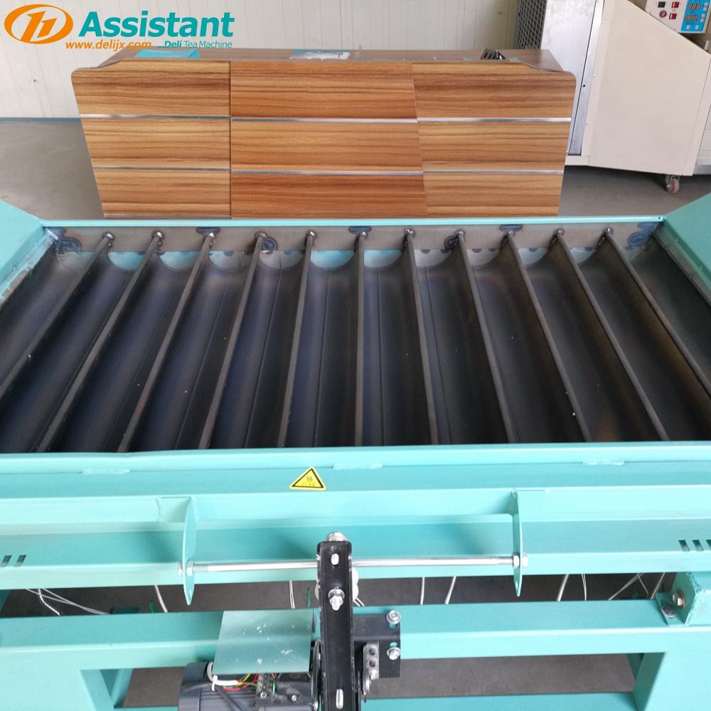 ჩინეთი Strip ტიპის ნემსი ჩაის Carding Shaping Machine DL-6CLT-8012 მწარმოებელი