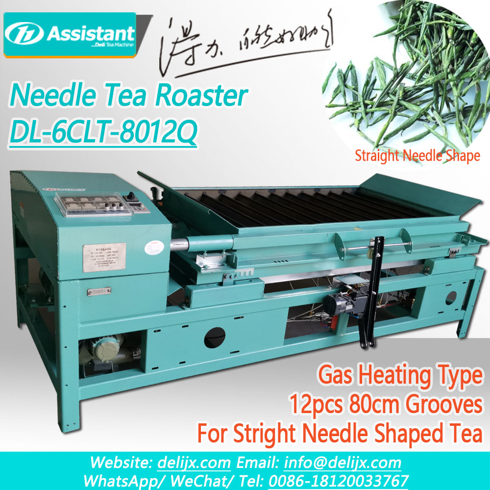 Cina Strip Type Needle Tea Carding Shaping Machine DL-6CLT-8012 pabrikan