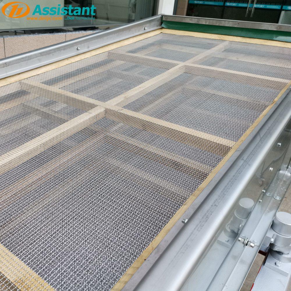 ჩინეთი Tea Leaf Plane Circular Screen Sorting Machine DL-6CYPS-170 მწარმოებელი