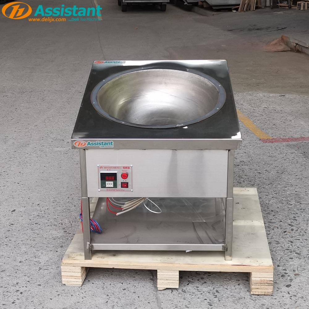 ჩინეთი  ელექტრო გათბობის ტიპი ხელის შემწვარი ტაფა უჟანგავი ფოლადის მაგიდით DL-6CSTCG-60B მწარმოებელი