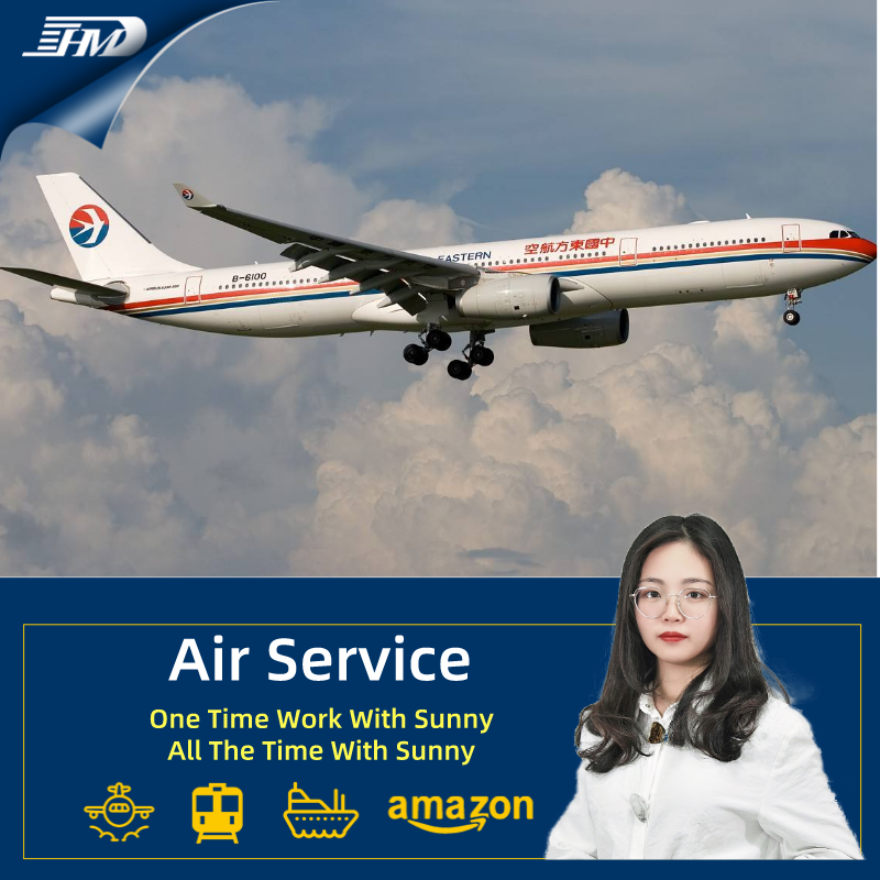 Air Cargo shipping freight international forwarder shipping cost door to door from shenzhen to JFK USA