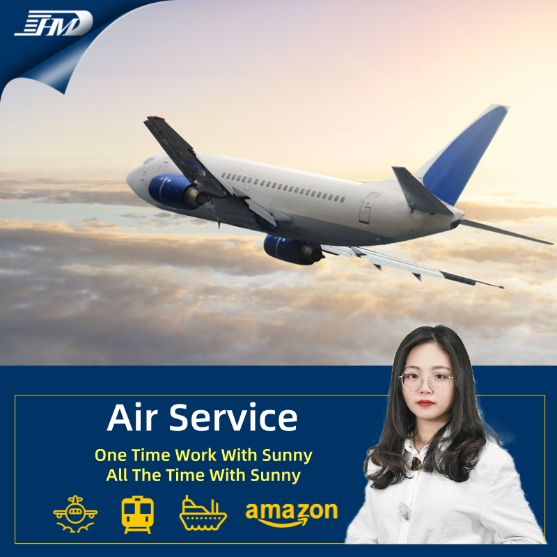 Top 10 International Logistics Companies Excellent Service China A-class Air Freight Forwarder to Chicago