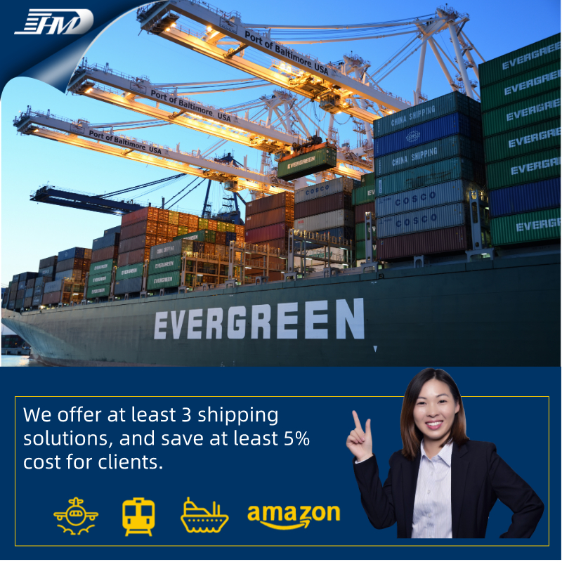 LCL sea freight shipping service to Australia DDP agent one step service Sydney Melbourne