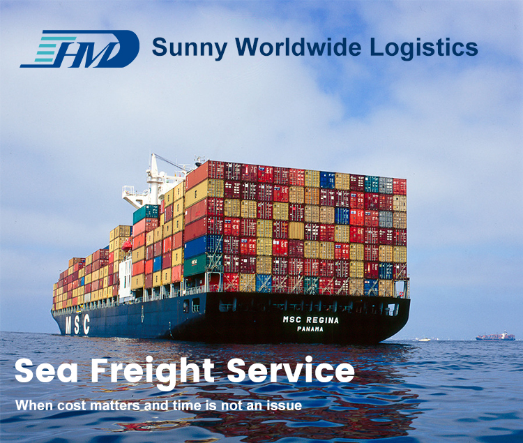 Freight forwarder from warehouse china to philippines DDP/DDU 20ft or 40hq